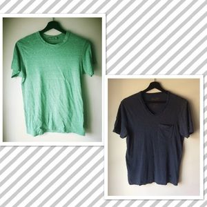 Solid T-shirt color bundle
